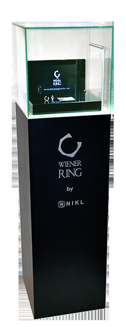 WIENER RING | VITRINE Das Souvenir für alle Wien-Fans