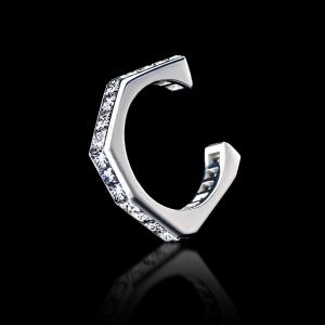 WIENER RING | CLASSIC KOLLEKTION - Das Schmuckstück in Form der Wiener Ringstrasse, der ideale Verlobungsring für Wien-Fans