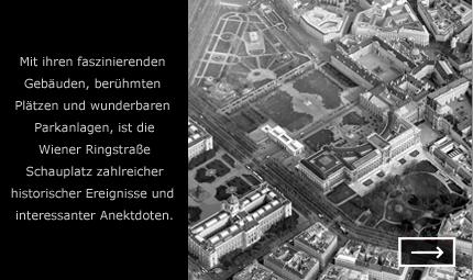 Informationen rund um die Ringstraße und ihr Jubiläum