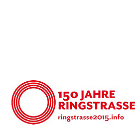 Die Informationen von wien.Info über das Jubiläum der Wiener Ringstrasse
