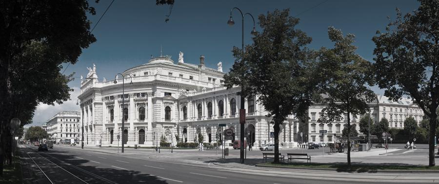 Burgtheater wiener ring